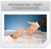 Refinancing, Debt Consolidation